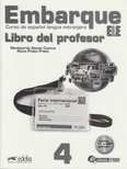 Embarque 4 libro del profesor (incl. CD)